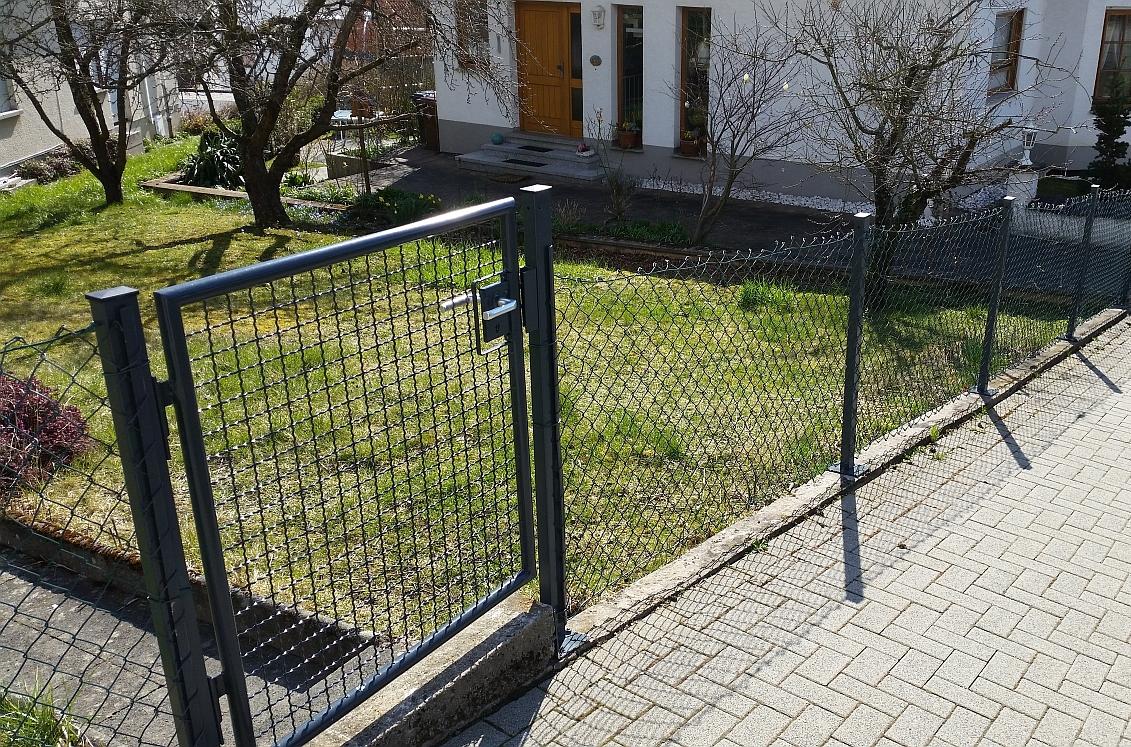 STB Haus und Garten - Maschendrahtzäune